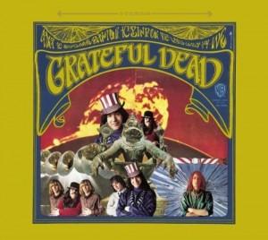 The Dead's debut album cover